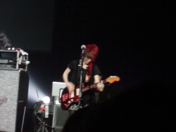 Backup guitarist?