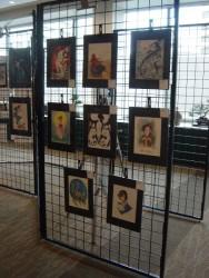 My Art Show panel