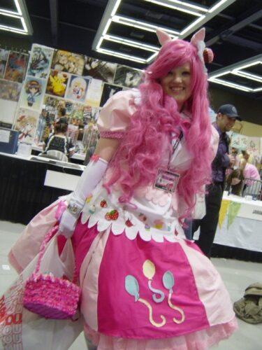 Pinkie Pie~