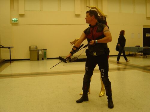 Hawkeye again~