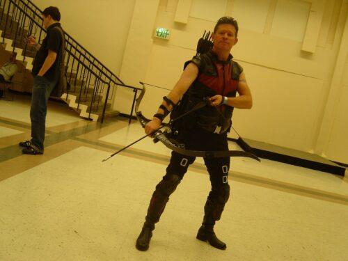 Hawkeye~