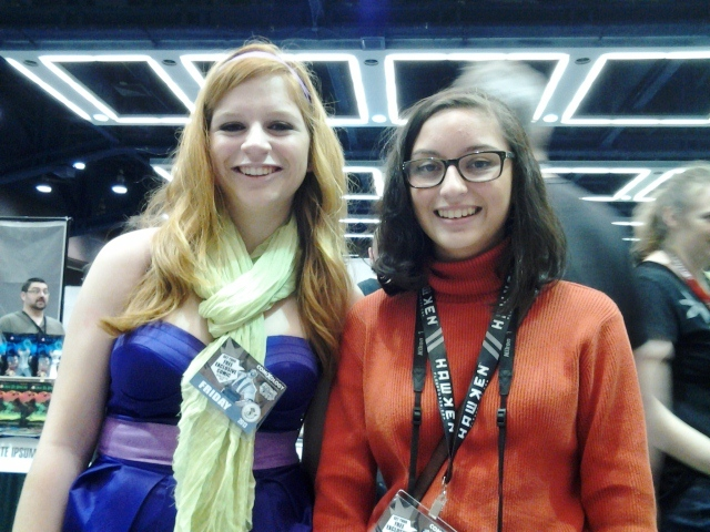 Daphne and Velma.