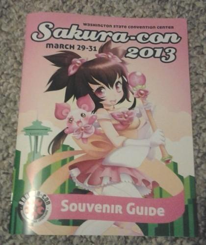 Sakura-Con program.
