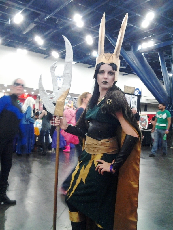 MCU Genderbent Loki