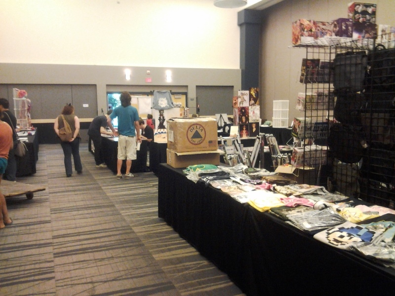 Artist Alley/Dealer's Room