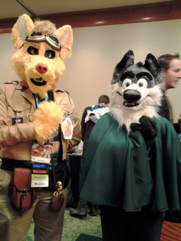 Shingeki no Furries.