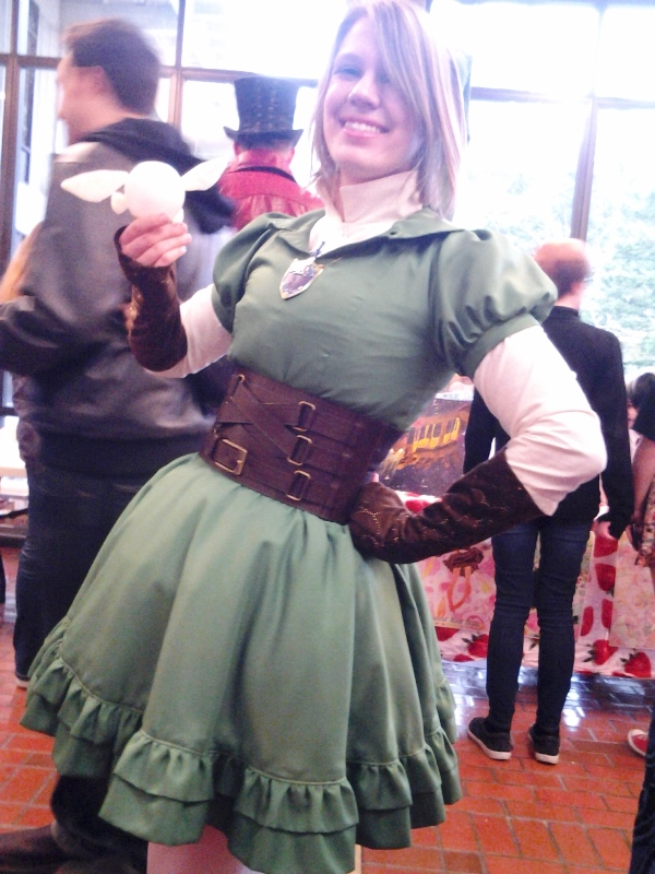 Lolita Link? Cosplayer is ?