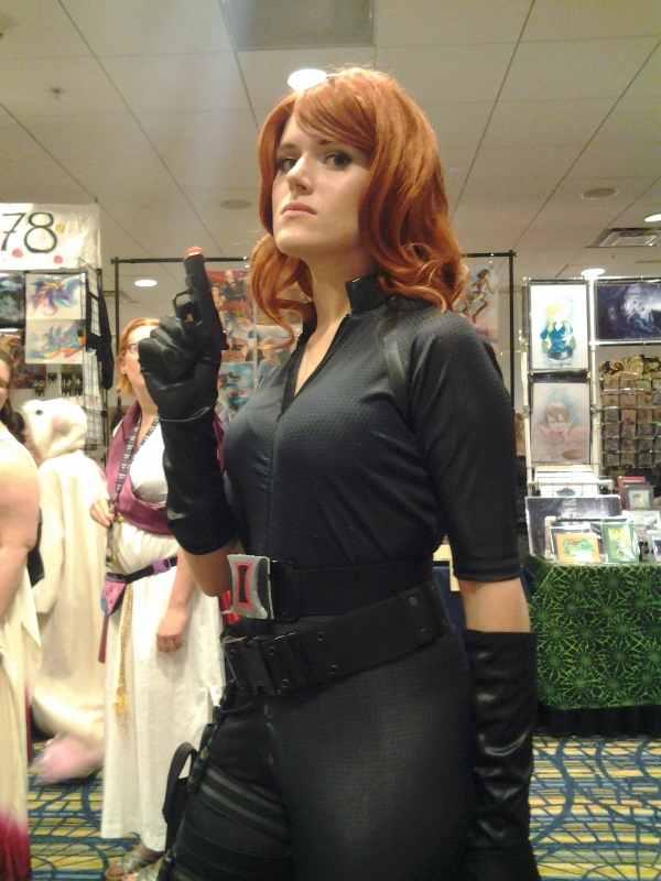 Black Widow!