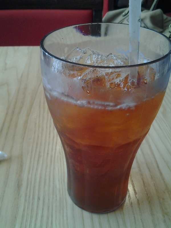 Sweet tea might be the only thing I miss about the south.