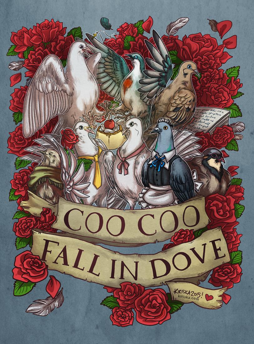 Fall in Dove