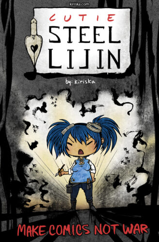 Cutie Steel Lijin - cover