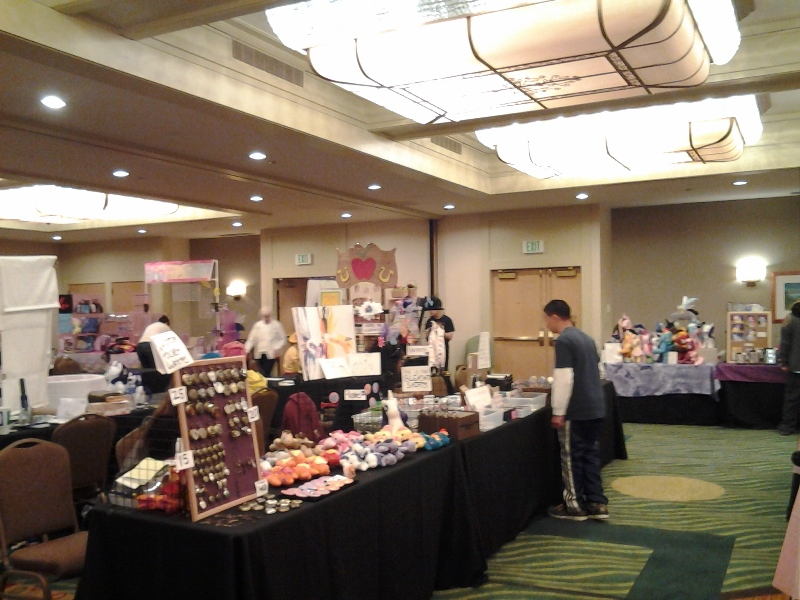 Vendor's Hall @ Everfree NW
