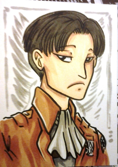 ACEO of Levi~.