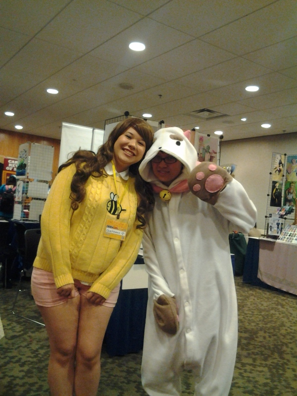 Bee and Puppycat!