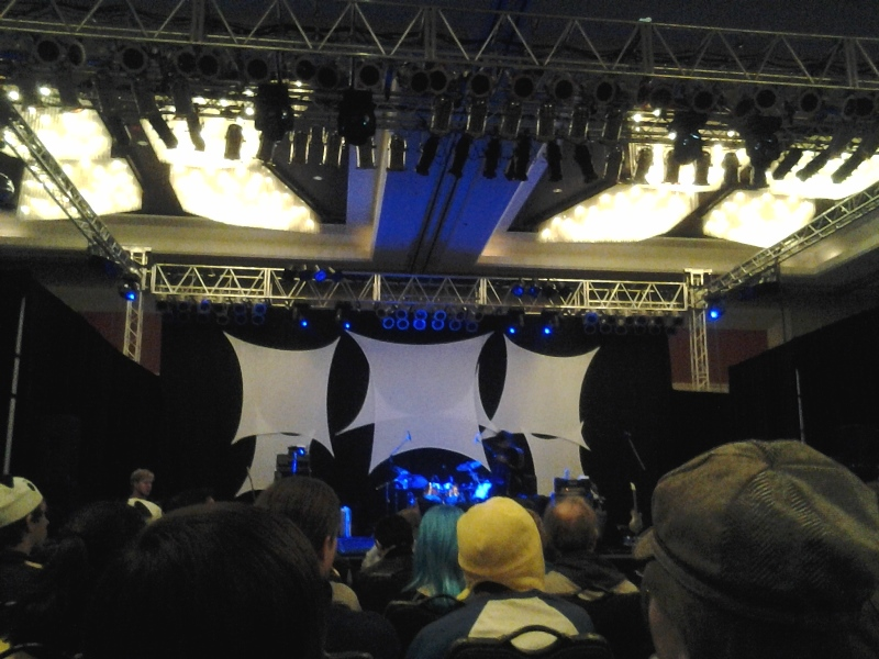 angela concert stage.