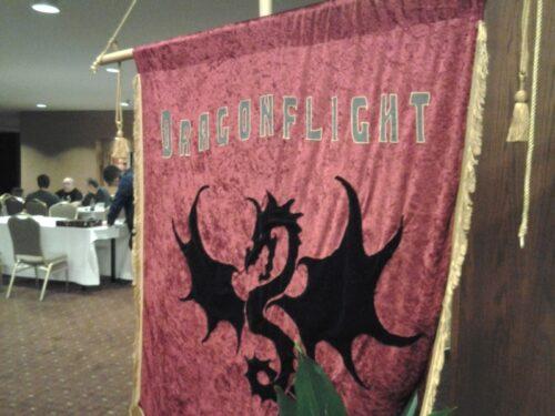 DragonFlight banner.