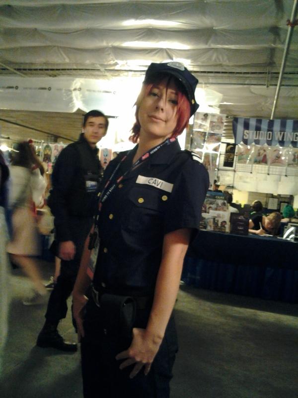 Cop Rin is best Rin.