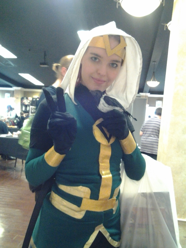 So 100% of the cosplayers I took pictures of at BCC were Loki. FIGHT ME.