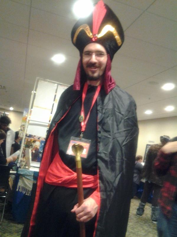 Jafar!