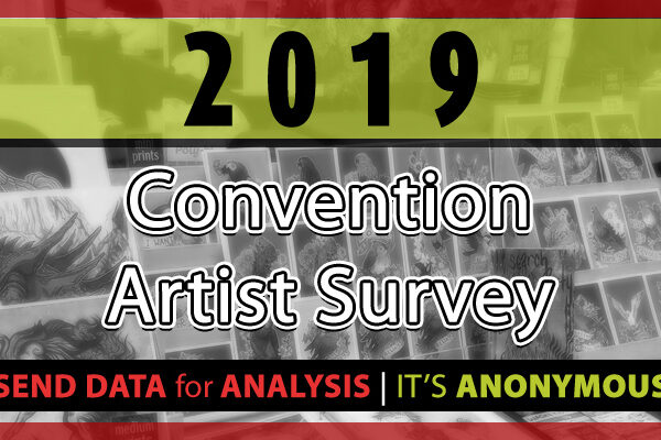 2019 Convention Artist Survey