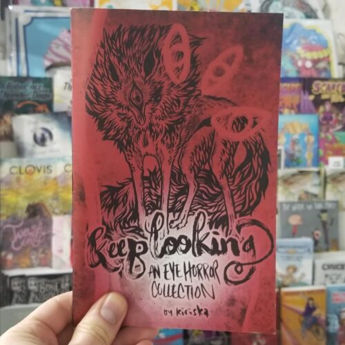 My first horror zine available at Push/Pull