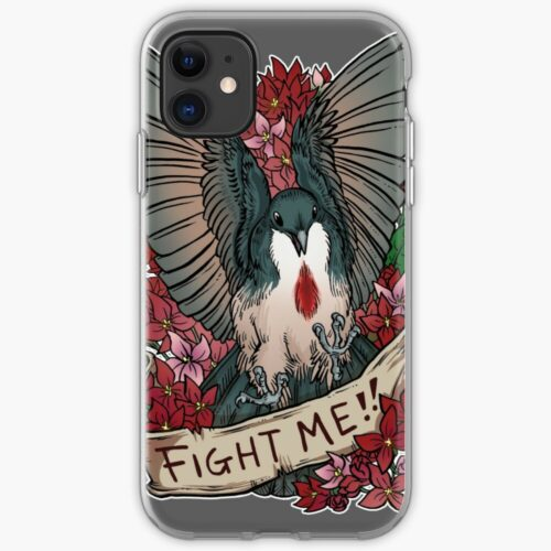 Soft phone case on Redbubble