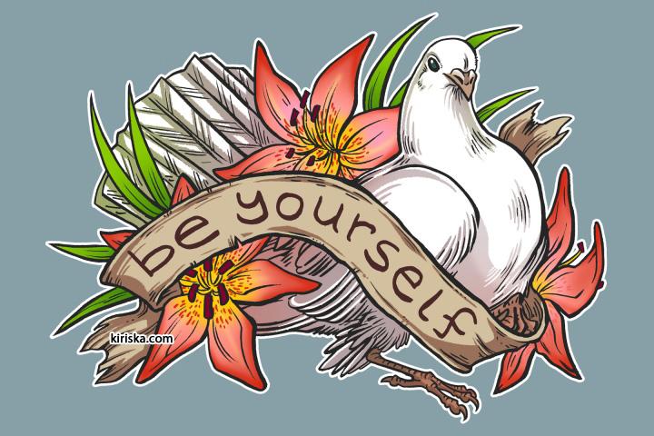 Fantail dove