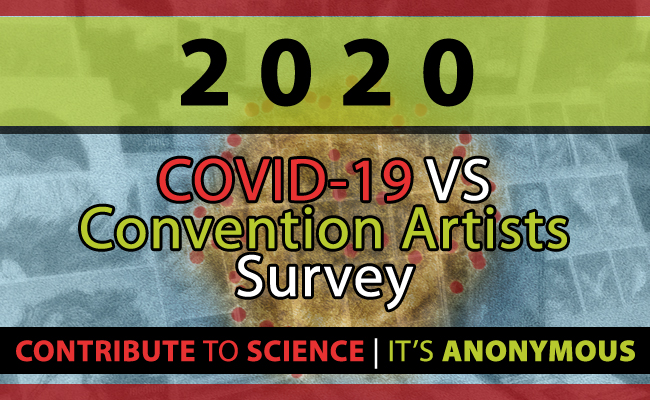 2020 COVID-19 VS Convention Artists survey