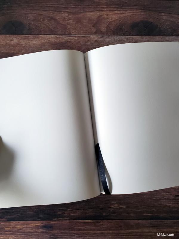 Barnes & Noble Punctuate sketchbook