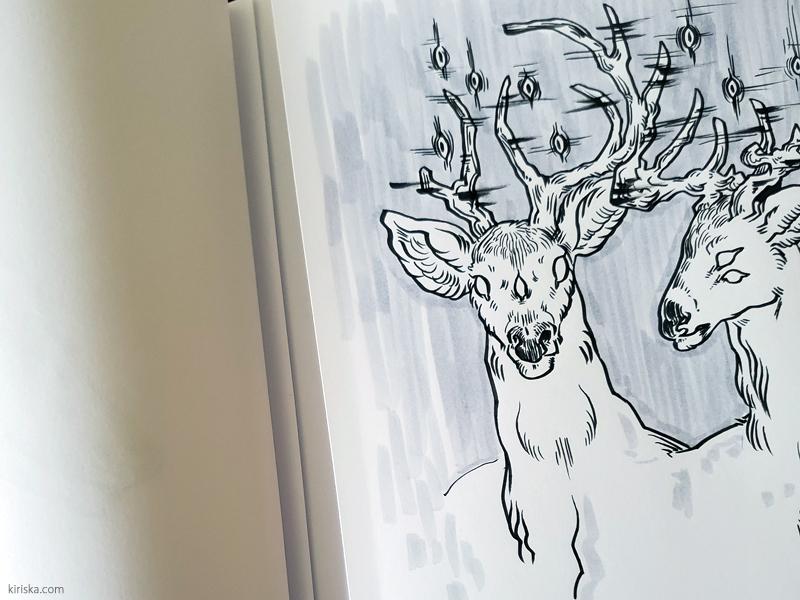 Barnes & Noble sketchbook