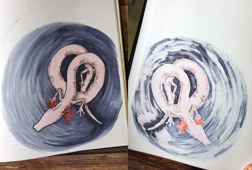 Peter Pauper Press premium sketchbook
