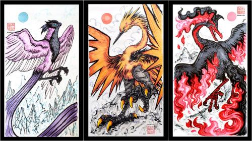 Galarian legendaries