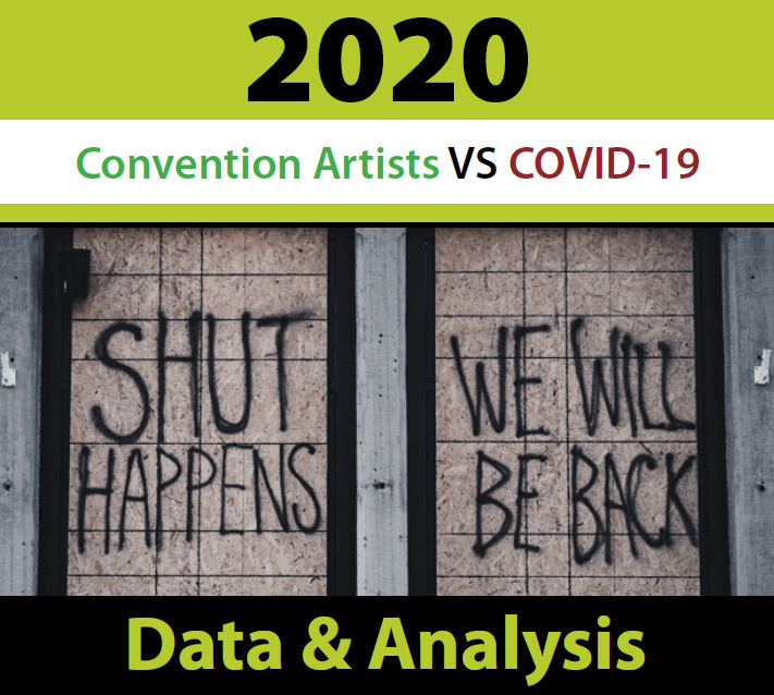 Convention Artists VS COVID-19
