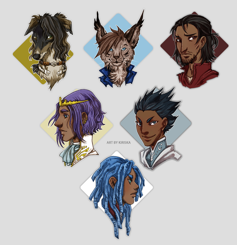 Avatar/bust commissions