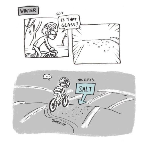 Road hazards - pt 1