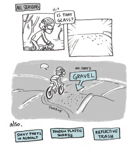 Road hazards - pt 3
