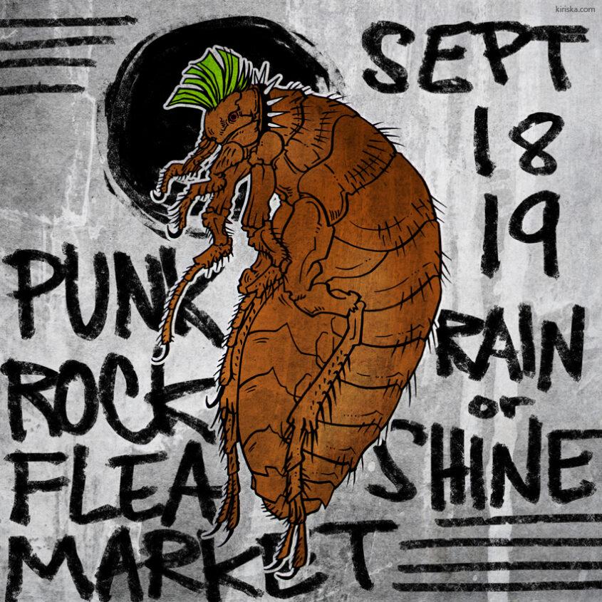 Punk Rock Flea Market 2021